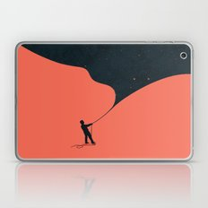 Night Fills Up The Sky Laptop & iPad Skin