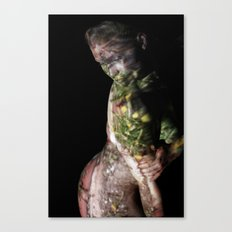 Tegument 5 Canvas Print