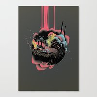 System III Canvas Print