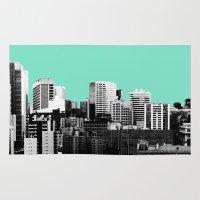 City Skyline Rug