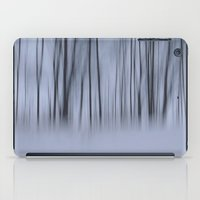 Winter woods iPad Case