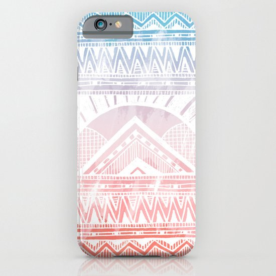 Surf Morning iPhone & iPod Case