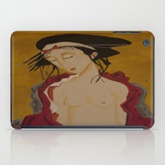 Geisha 1 iPad Case