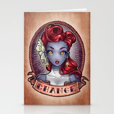 CHANGE Pinup Stationery Cards