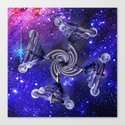 From The Outer Reaches Canvas Print