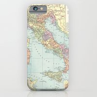 Vintage Italy iPhone 6 Slim Case