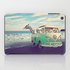 NEVER STOP EXPLORING THE BEACH iPad Case