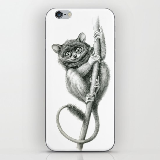 Philippine Tarsier G2012-047 iPhone & iPod Skin