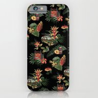 iPhone & iPod Case featuring Classic Jurassic by Josh Ln