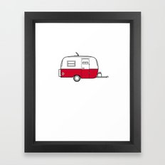 Boler Framed Art Print