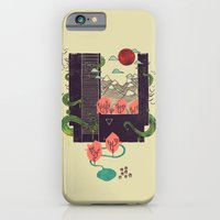 iPhone & iPod Case featuring A World Within by Hector Mansilla
