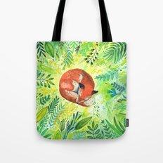 Nature's Heart Tote Bag
