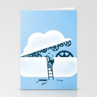 Tune Up Stationery Cards
