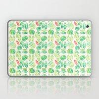 minimalist spring Laptop & iPad Skin