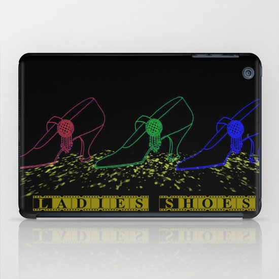 Ladies Shoes iPad Case