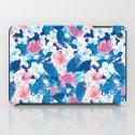 Bloom Blue iPad Case