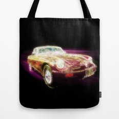 Neon MG - Return of the Retro Tote Bag