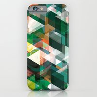 Roses and Triangles iPhone 6 Slim Case