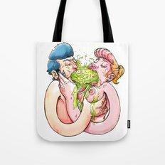 Chunky love Tote Bag