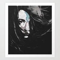 Poverty Is The Cruelest … Art Print