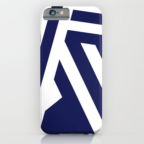 Nautical Stripes iPhone & iPod Case