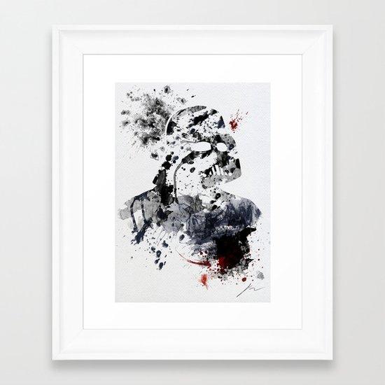 The Chosen One Framed Art Print