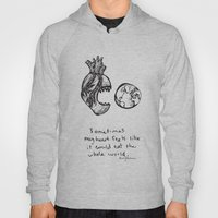 For The Heart-hungry Hoody