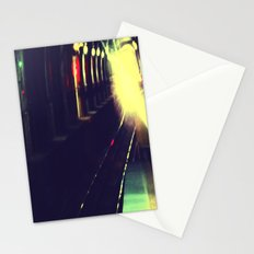 Do not walk into the light Stationery Cards