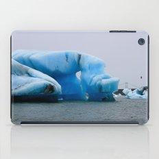 jökulhlaup iPad Case