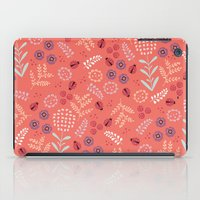 Little Ladybugs iPad Case