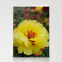 A Very Pretty Flower Stationery Cards