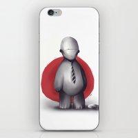 UNTITLE iPhone & iPod Skin