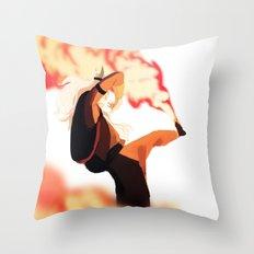 Avatar Roku II Throw Pillow