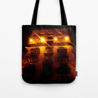 Night Crest 2 Tote Bag