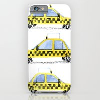 Taxis! iPhone 6 Slim Case