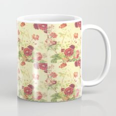 vintage blossom Mug