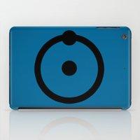 Dr, Manhattan iPad Case