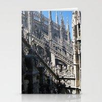 Milan Duomo Stationery Cards