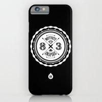 Motivate & Inspire (White) iPhone 6 Slim Case