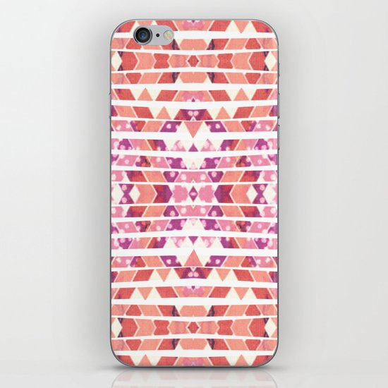 Tribal Explosion iPhone & iPod Skin