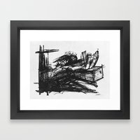 Jesman Framed Art Print