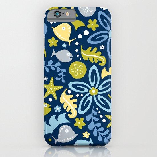 Tidal Pool iPhone & iPod Case
