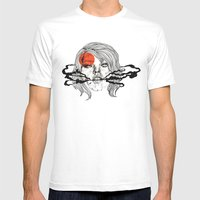 O-Face Mens Fitted Tee White SMALL