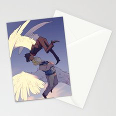 A Nightingale Sang Stationery Cards