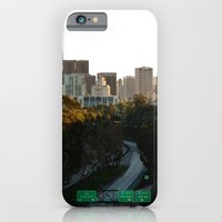 iPhone & iPod Case featuring Downtown San Diego Skyline by Taylor Scalise