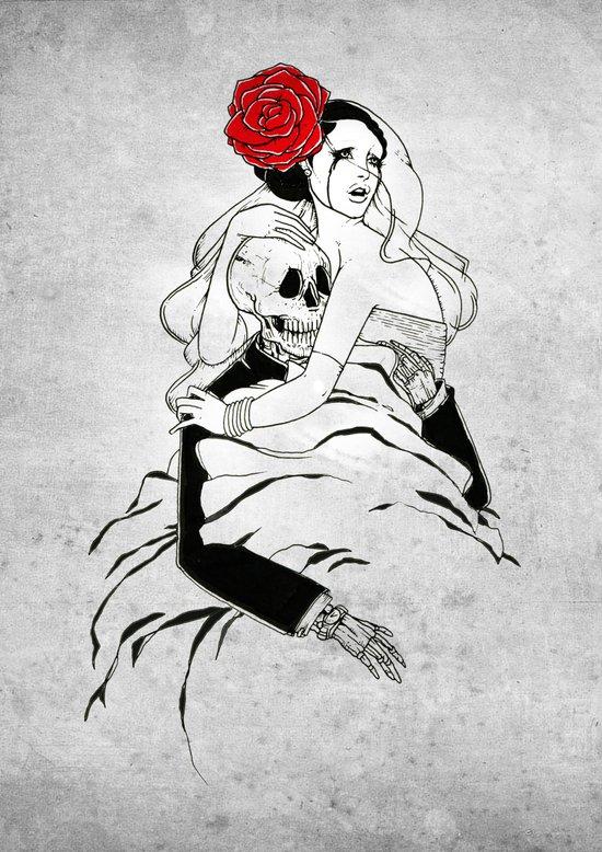Forever Love Art Print