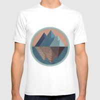 Sinai High Mens Fitted Tee White SMALL