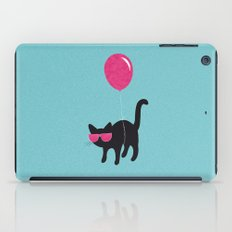 Cool Cat travels like this iPad Case