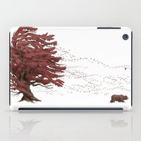 iPad Case featuring Winter came early that year by Evan Wakelin