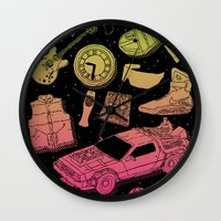 Artifacts: Back To The F… Wall Clock